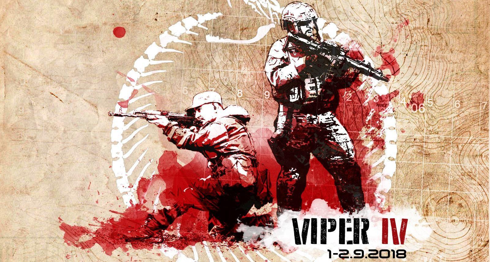 Header Image - Вайпър IV