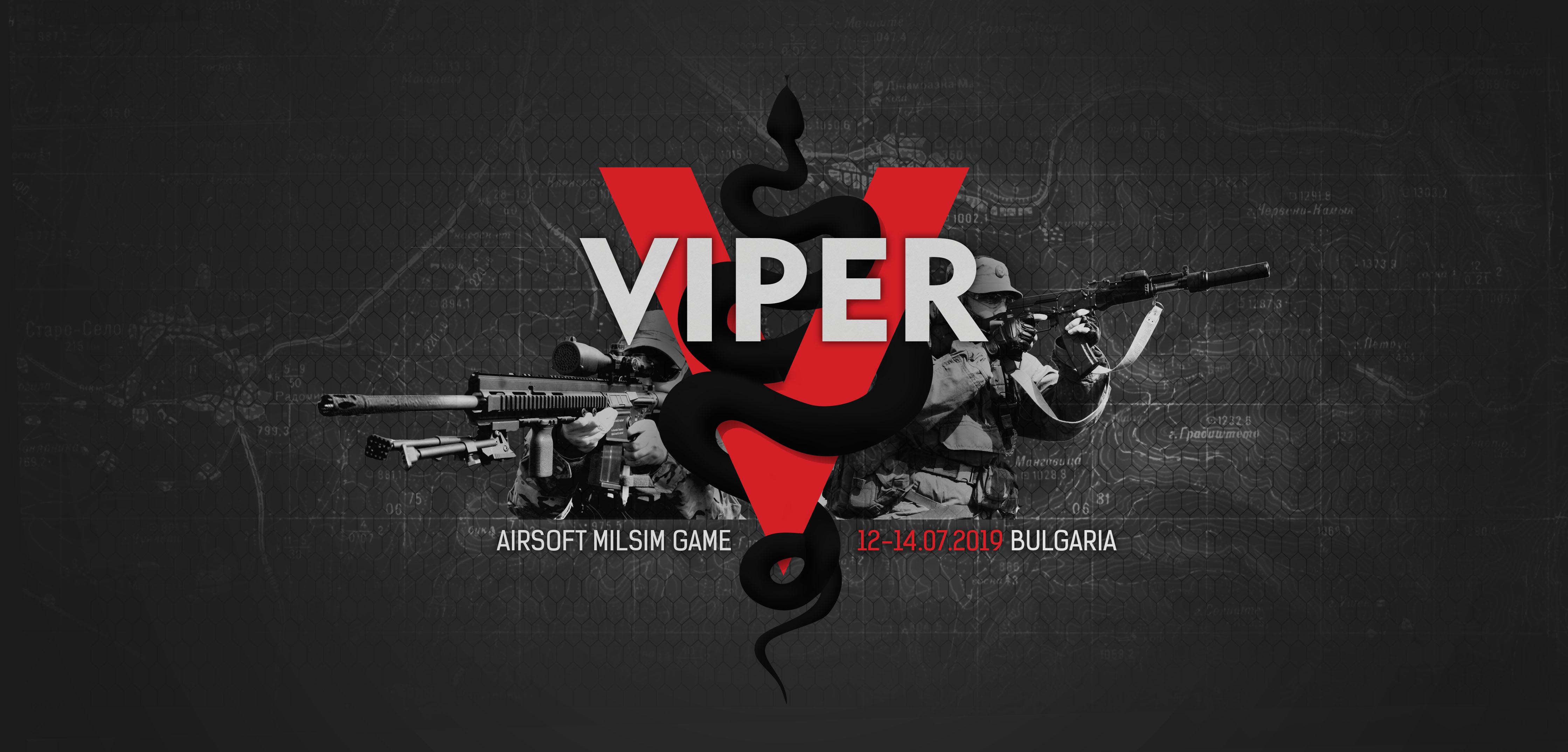 Header Image - Viper V